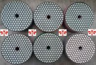 Dry Diamond Polishing Pads Granite   , Concrete  Quartz Stone Diamond Sanding Discs