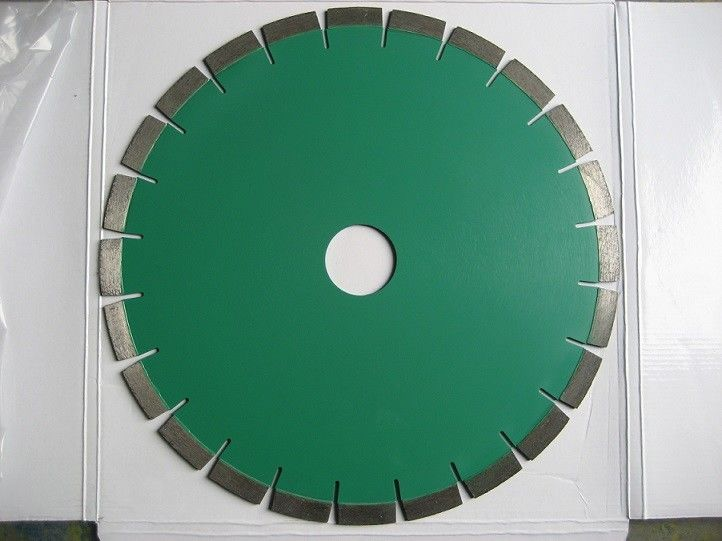 Green 400mm 450mm Granite Stone Cutting Blade For Circular Saw 16 Inch 18 Inch