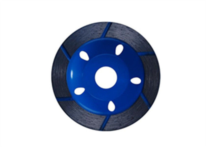 Professional Diamond Grinding Cup Wheel , Diamond Cut Off Wheels For Marble / Granite